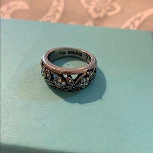 Lia Sophia Ring -Size 7